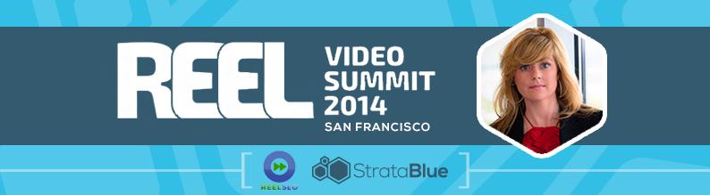ReelSEO Video Marketing ReelSummit Julie Perry StrataBlue